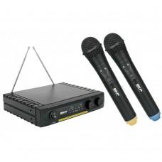 SKP VHF2671 MICROFONO INALAMBRICO DOBLE