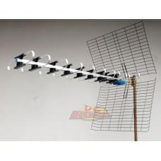 ANTENA EXTERIOR UHF 12 ELEMENTOS modelo IKUSI