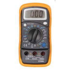 TESTER DIGITAL TS850L DISPLAY CON LUZ