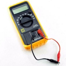 TESTER CAPACIMETRO DIGITAL INT8601 JA