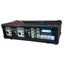 CONSOLA POTENCIADA SANRAI 150Wrms JMP4150 USB/BLUETOOTH