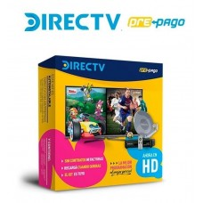 DIRECTV KIT PREPAGO HD