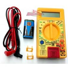 Tester Multimetro Con Red Rj45/rj11 Incluye Bateria Ja7300