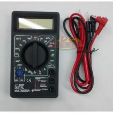 TESTER DIGITAL DT830D DC