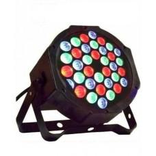 LUZ SPOT PAR36 RGB RA36P DMX PROTON