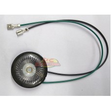 PARLANTE MYLAR 40MM 100 OHMS EXTRACHATO C/CABLE