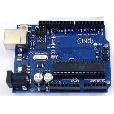 ARDUINO UNO R3 ATMEGA328P-PU 16U2 CON CABLE USB