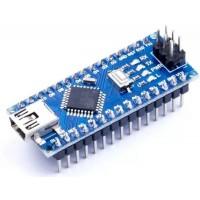 ARDUINO NANO ATMEGA328P-PU CH340G CON CABLE USB