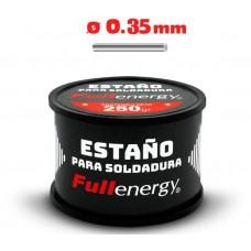 ESTA?O 60/40 0,35MM 250GR FULLENERGY