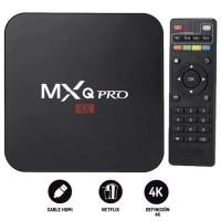 SMART TV BOX ANDROID MXQ PRO 4K MXQPRO